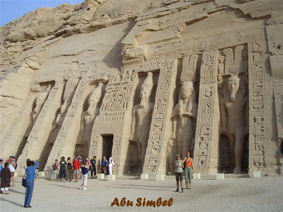Un tombeau de pharaon