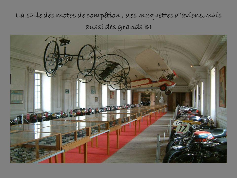 Vous avez dit…collectionneur Contrairement aux grands crus produits au château de Savigny les beaune, la visite de ce musée hors normes, se doit d'être savourée… sans aucune modération.