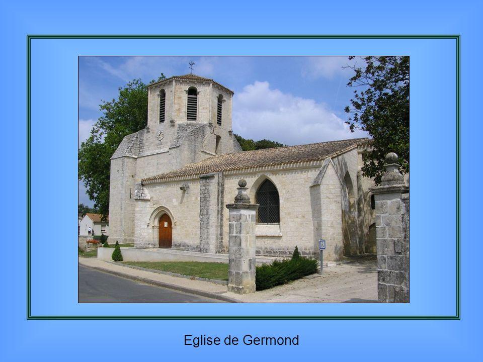 Eglise de Fenioux