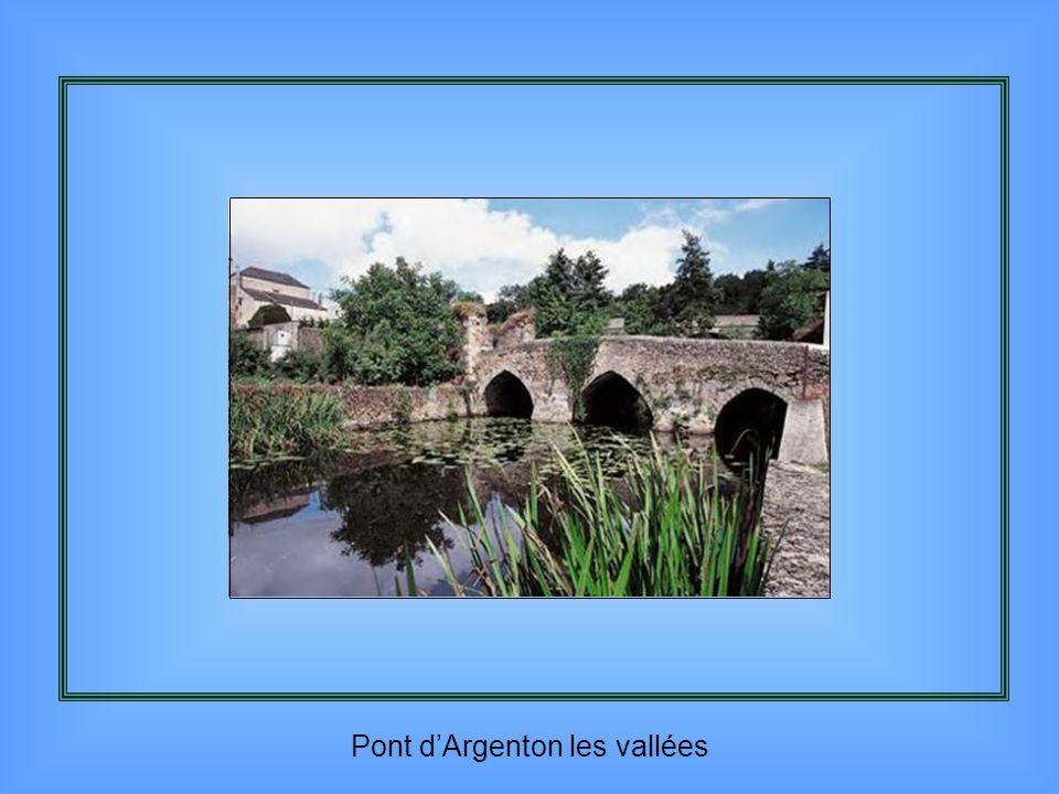 Pont d'Argenton les vallées