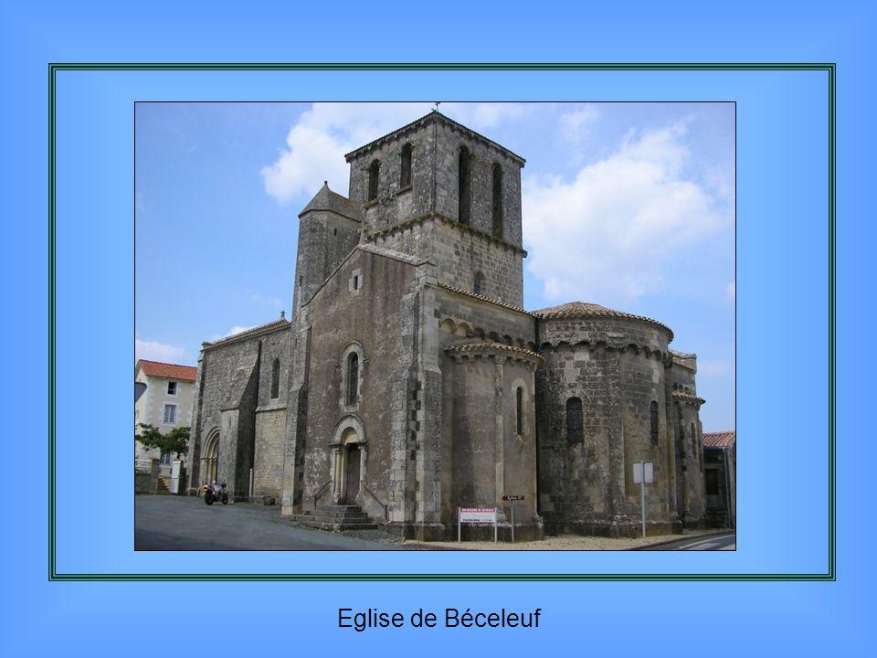 Chapelle Boucard de Ménigoute