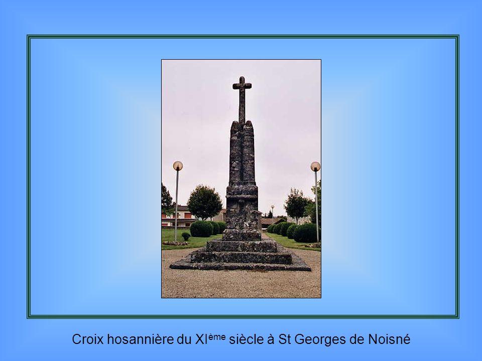 Saint Généroux et son pont du XIII ème siècle