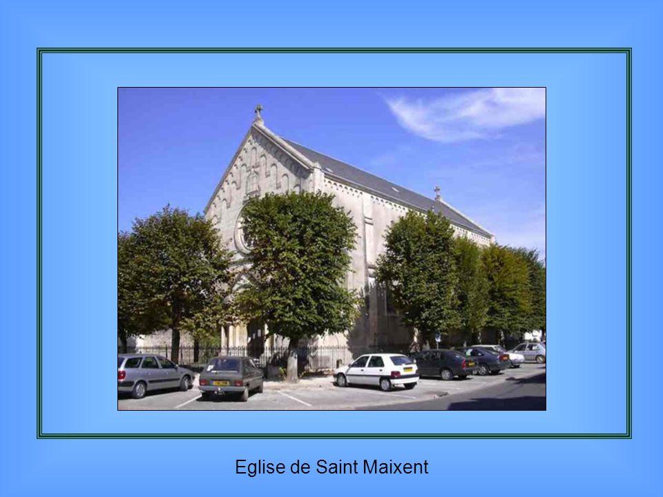 Eglise de Niort Saint Liguaire