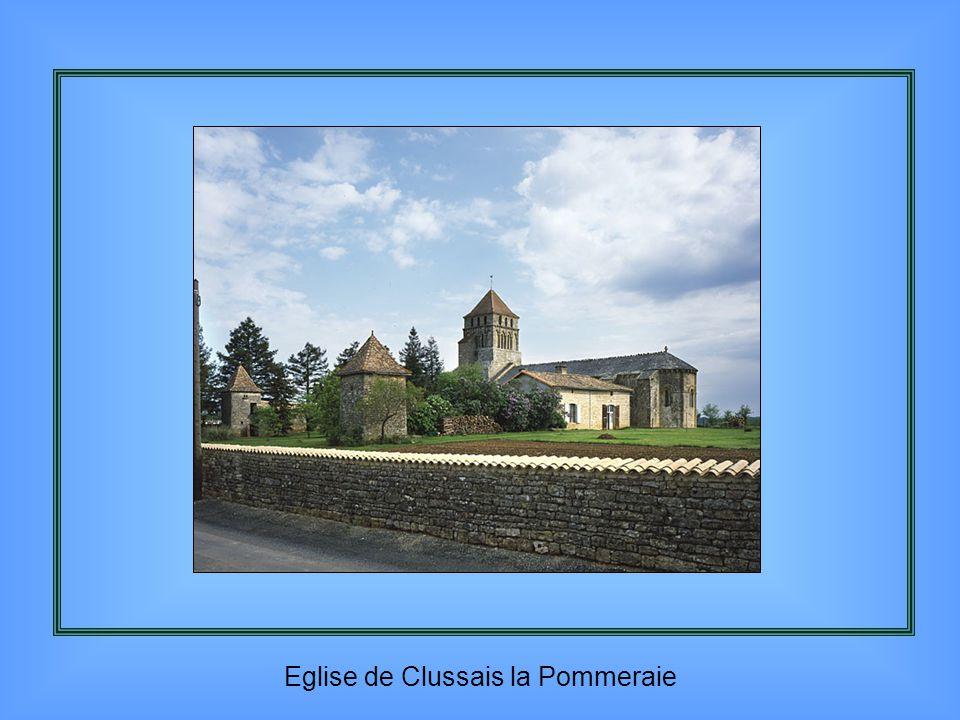 Chapelle de Sainte Macrine à Magné