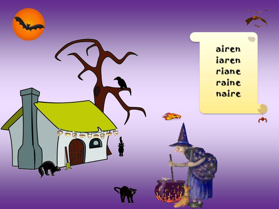 BRAVO Remue bien la potion et les sorcières la boiront.