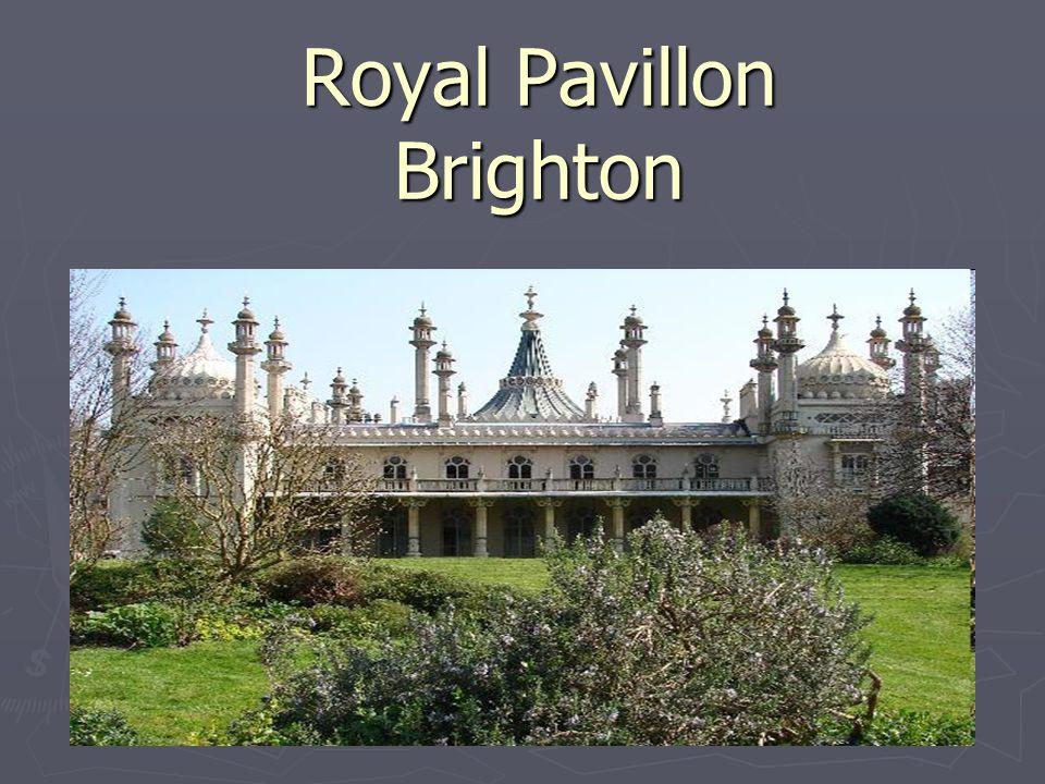 Brighton est une citée balnéaire très prisée située au nord de Londres sur la côte.