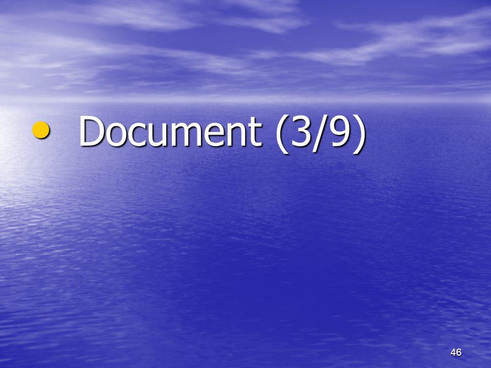 46 • Document (3/9)