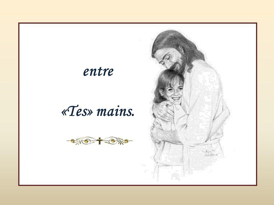 Dieu, tu es mon Dieu Et mon abri et mon chemin Dieu «mon tout», mon Dieu Garde ma vie, entre Tes mains.