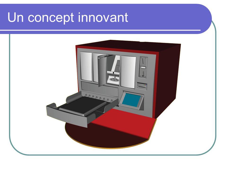 Un concept innovant