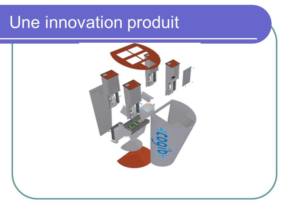 Une innovation produit