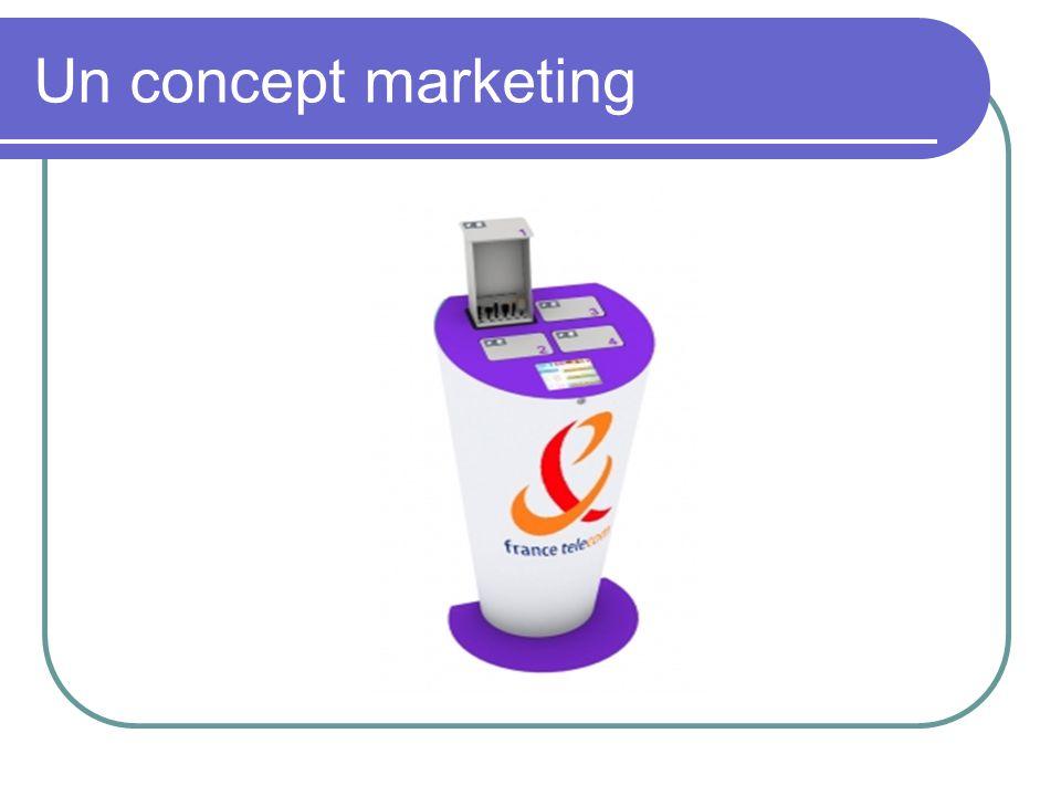 Un concept marketing