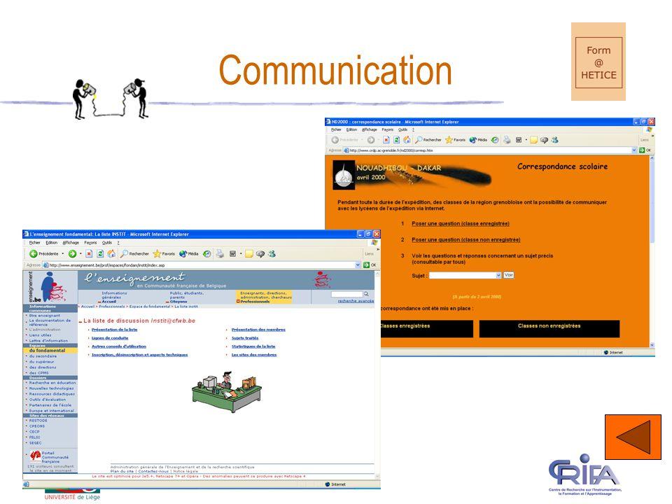 Mai 2005 Communication