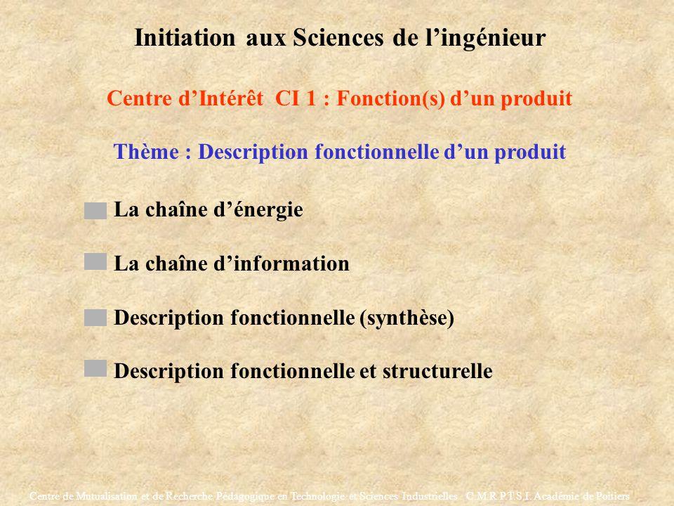 Centre de Mutualisation et de Recherche Pédagogique en Technologie et Sciences Industrielles C.M.R.P.T.S.I.