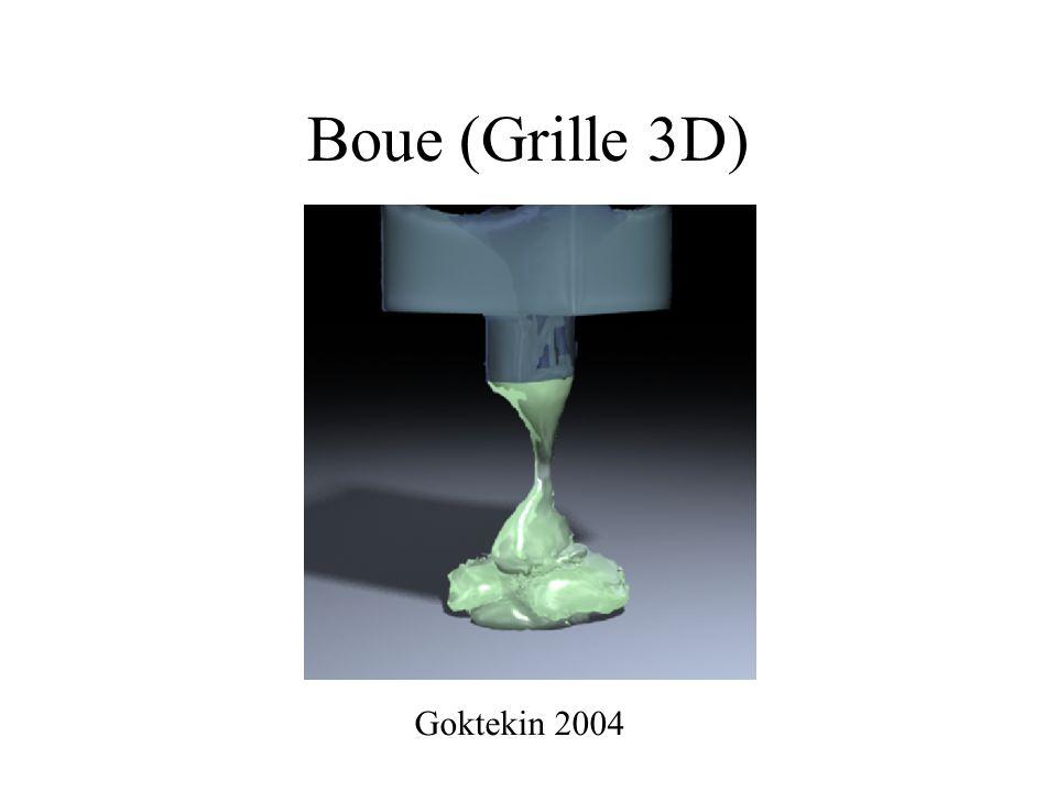 Boue (Grille 3D) Goktekin 2004