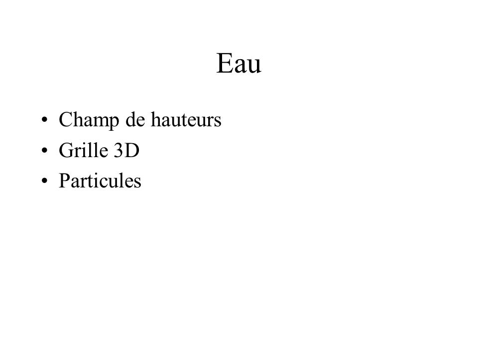 Boue (Particules) Clavet 2005