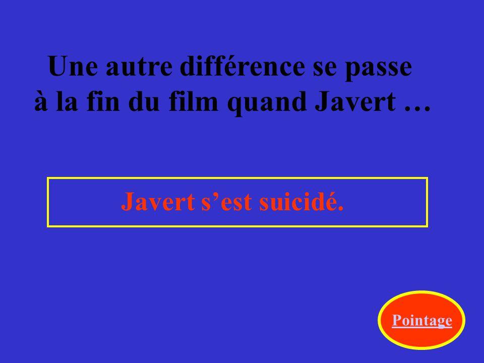 Une différence entre le livre et le film c'est que dans le film après que Fantine a perdue son emploi, elle a trouvé un deuxième emploi comme ___.