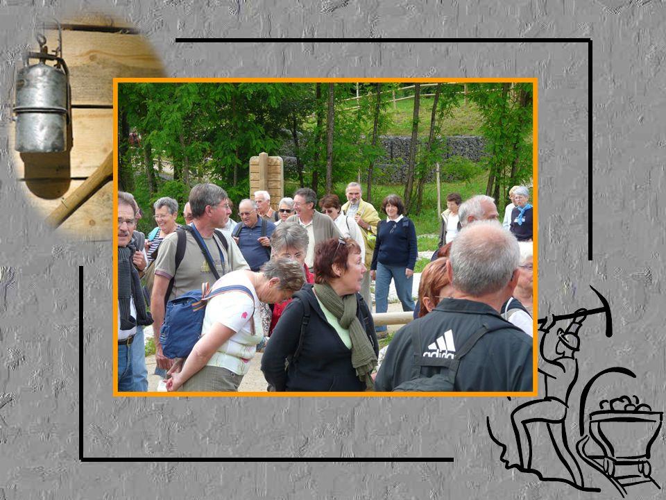 Le quartier de la Verrerie et c'est ici que le premier coron a vu le jour. Ci-contre, le Musée des Mines. Sur la droite de la photo se situait la Verr