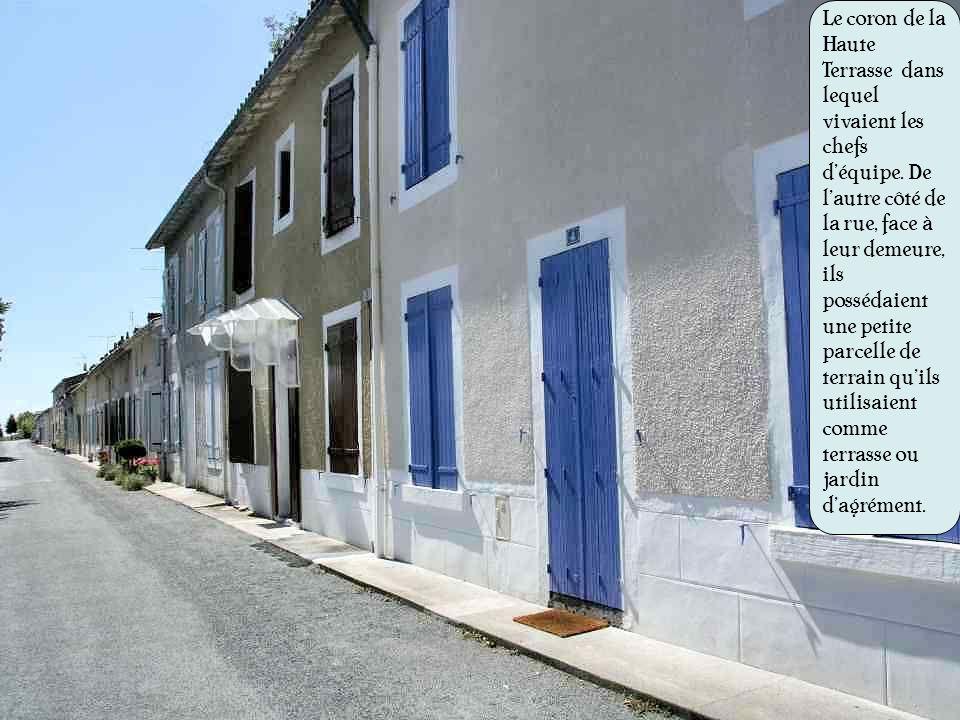 Les dortoirs de la Verrerie abritent maintenant le Musée de s Mines.