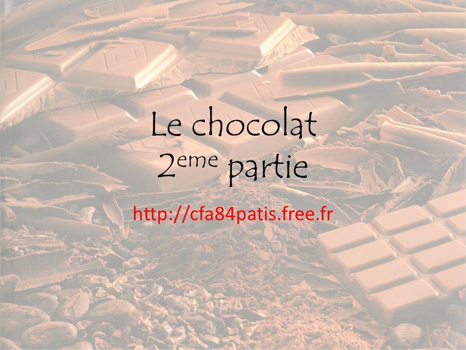 DIFFÉRENTS TYPES DE COUVERTURE • Chaque chocolat a ses propres caractéristiques : caractère, gout, pourcentage de cacao, texture, etc.