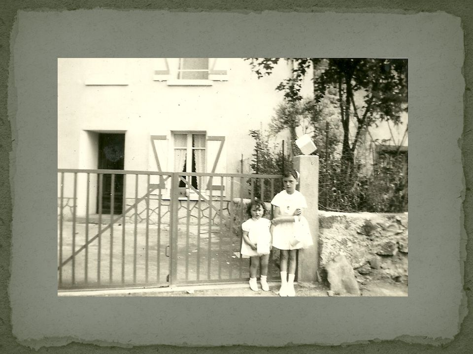 Une tante à mamie (sœur du père à mamie, Ferdinand Mialon)