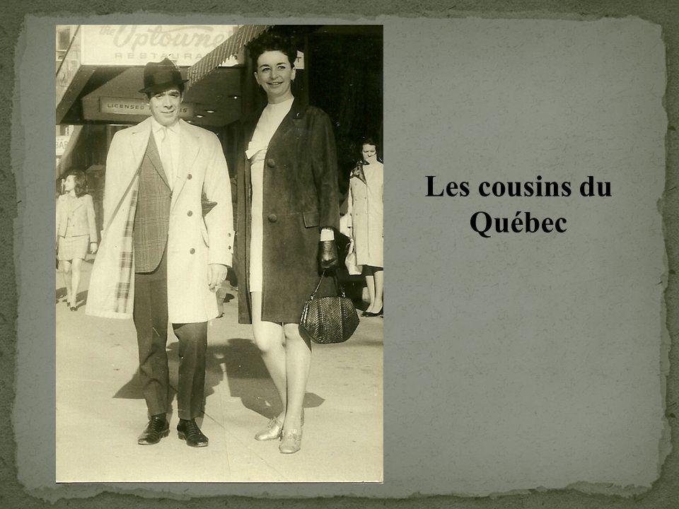 Les cousins du Québec