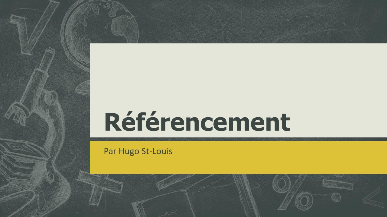 À éviter •avoir 2 pages (ou plus) avec le même titre ou la même description : les outils de recherche considèrent qu'il y a alors duplication du même contenu • les frames, même si cette technique n'est pratiquement plus utilisées.