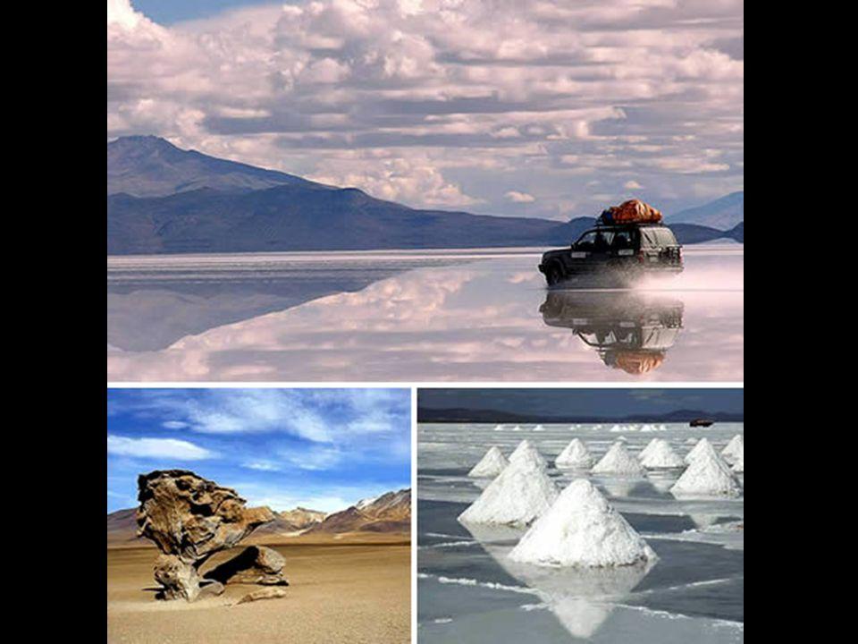 5. Désert salé d'Uyuni (Bolivie)