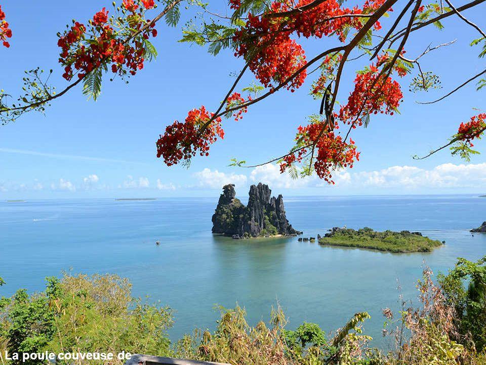 Le lagon de Hienghène