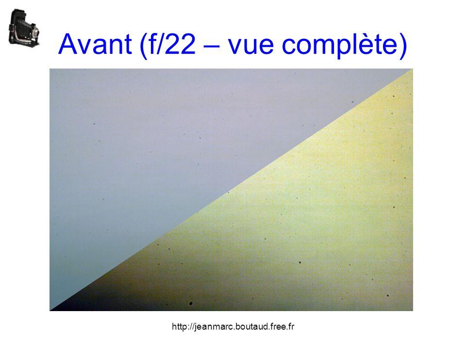 http://jeanmarc.boutaud.free.fr Avant (f/22 – vue complète)