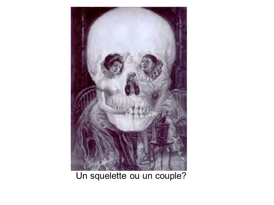 Un squelette ou un couple?