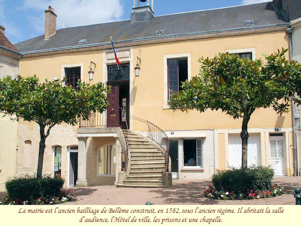 Ancien Hôtel de Chennevières