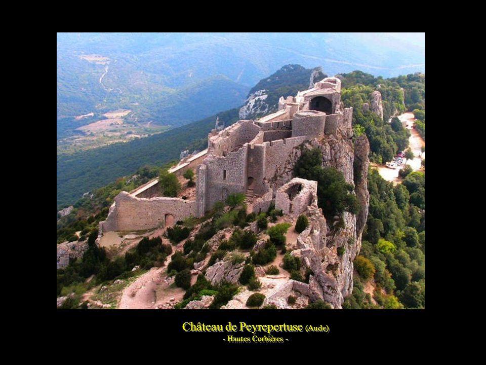Château de Puilaurens (Aude) - Hautes Corbières - Château de Puilaurens (Aude) - Hautes Corbières -