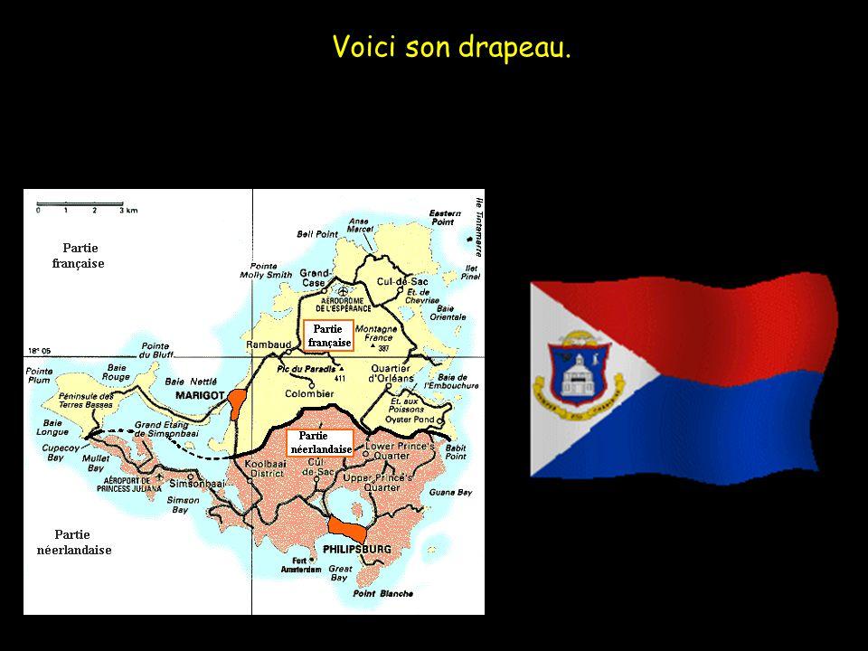 Sint-Maarten est une superbe île. Une partie est française, l'autre est hollandaise.