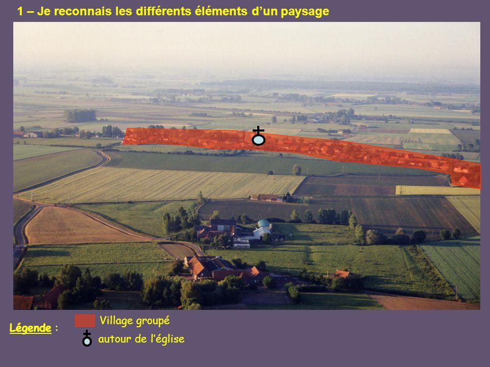 3 – Borre, autre prise de vue Périurbanisation ou Rurbanisation : installation des habitants des villes dans les campagnes qui les entourent.