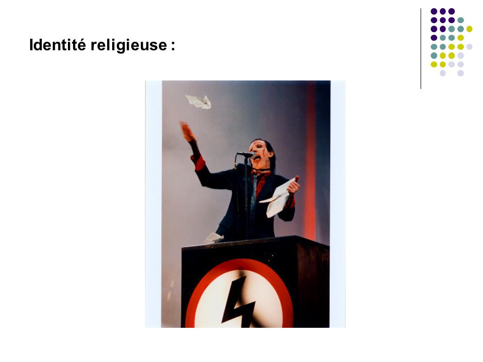 Identité religieuse :