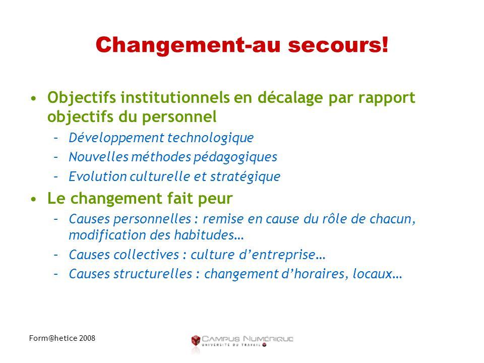 Form@hetice 2008 Changement-au secours.