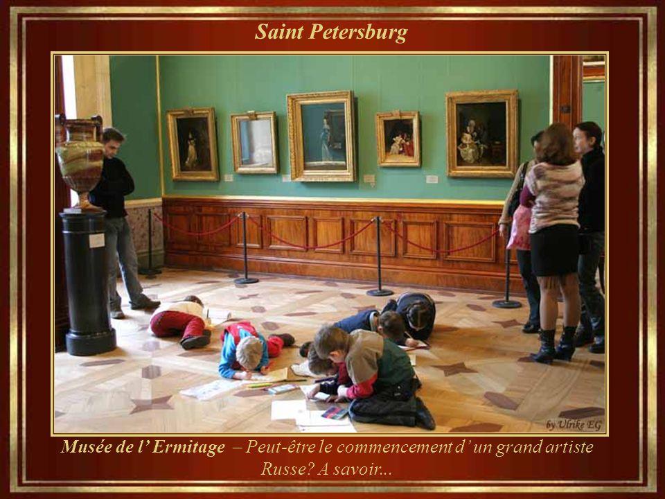 """Saint Petersburg Musée de l' Ermitage - """"Raphaël Gallerie & Loggia"""""""