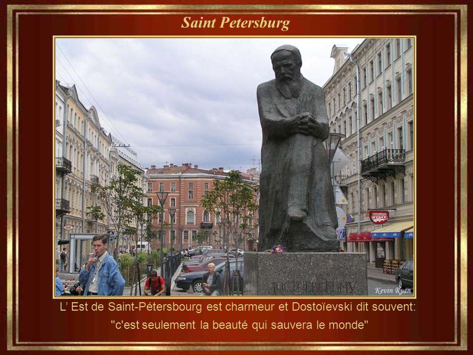 """Saint Petersburg Musée Mémorium Dostoïevski - où il a écrit """"Crime et Châtiment"""""""