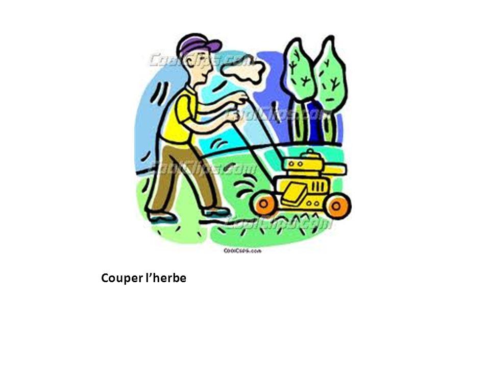 Couper l'herbe