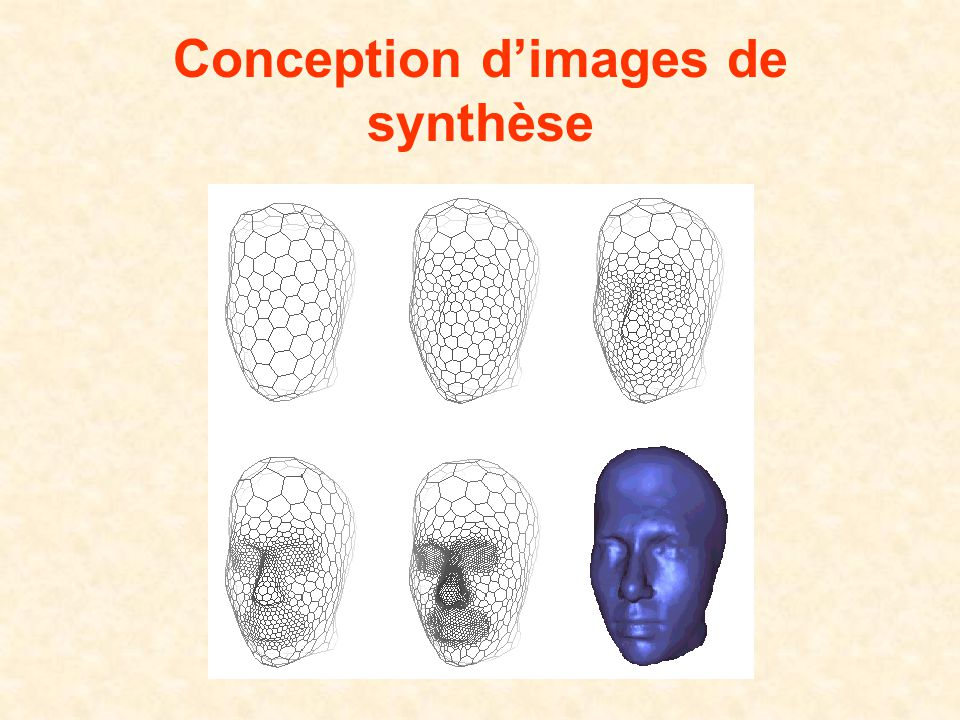 D. Gaud LPI 2008 Conception d'images de synthèse