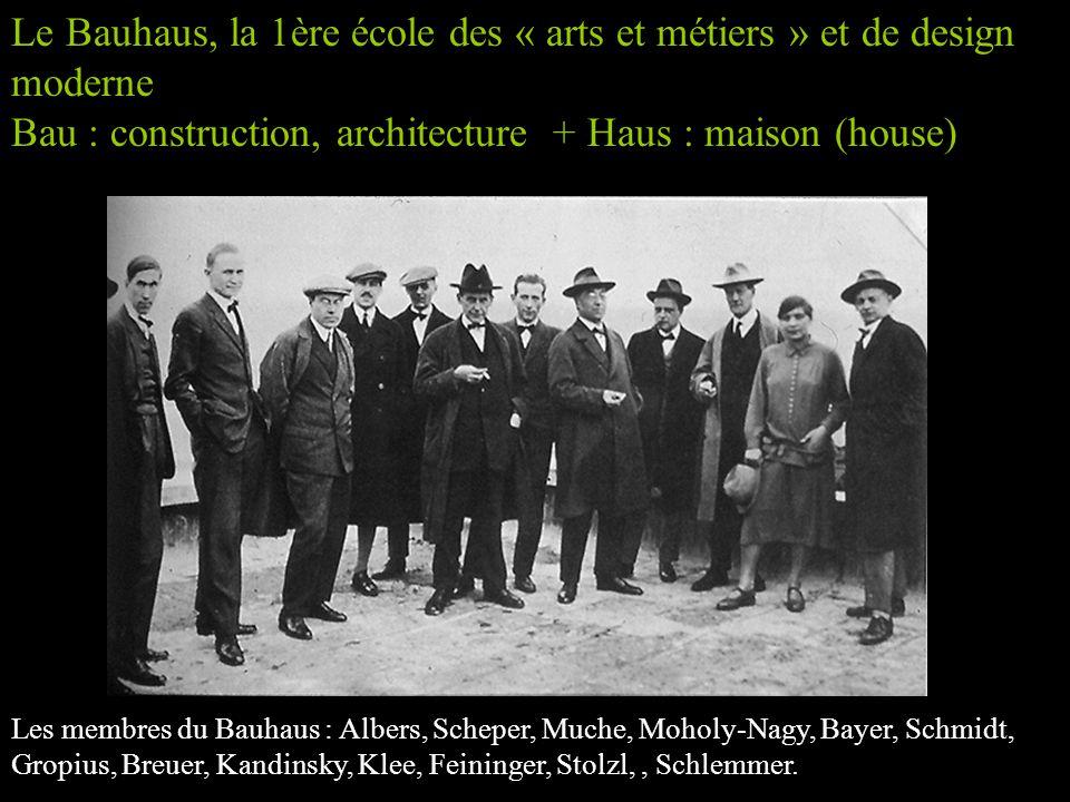 Marcel Breuer St. Elme, France 1928 photograph 26 x 21 cm.