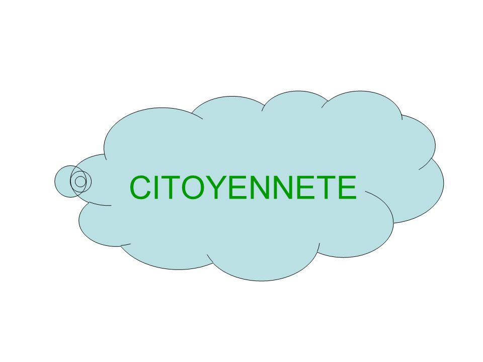CITOYENNETE