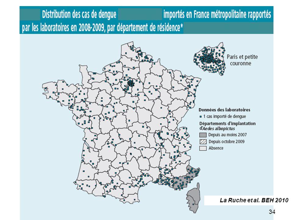 34 La Ruche et al. BEH 2010