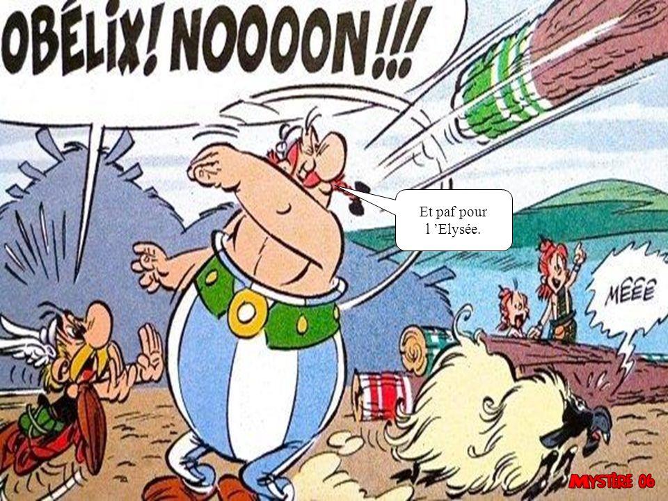 Monsieur le Président, les Français ne veulent plus payer, le mouvement Breton a tendance à s'amplifier.