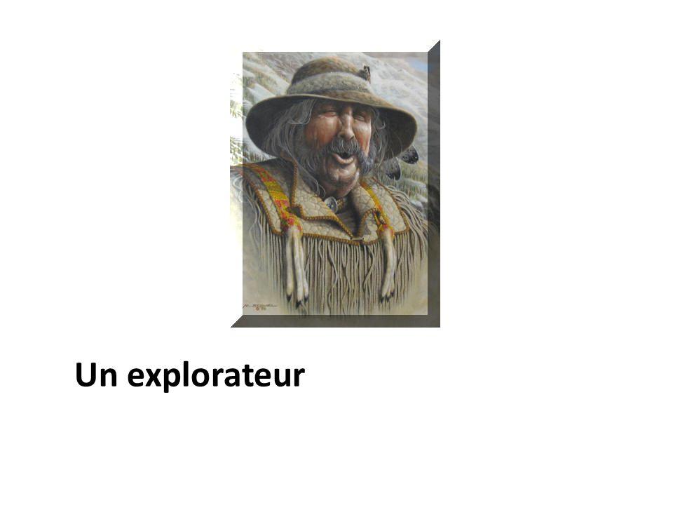 Un explorateur