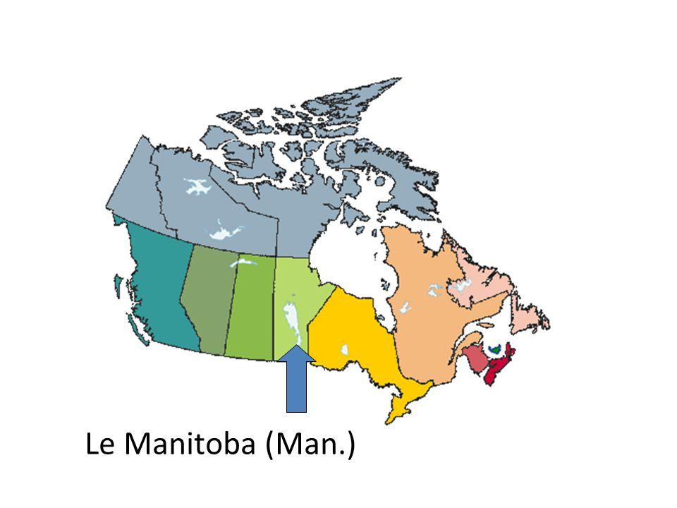 Le Manitoba (Man.)