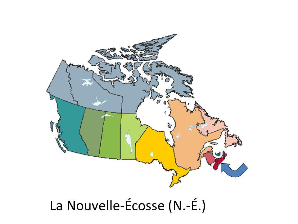 La Nouvelle-Écosse (N.-É.)