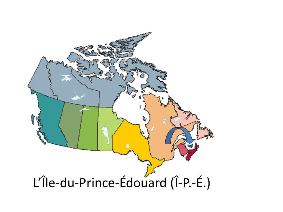 L'Île-du-Prince-Édouard (Î-P.-É.)
