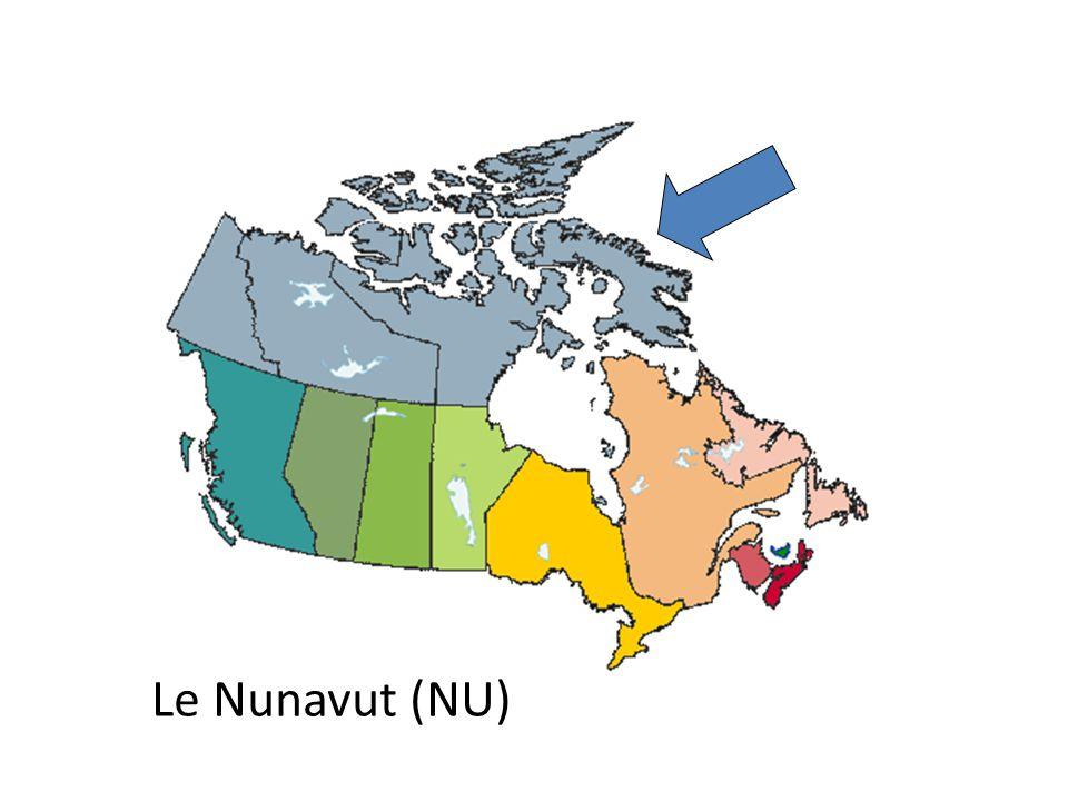 Le Nunavut (NU)