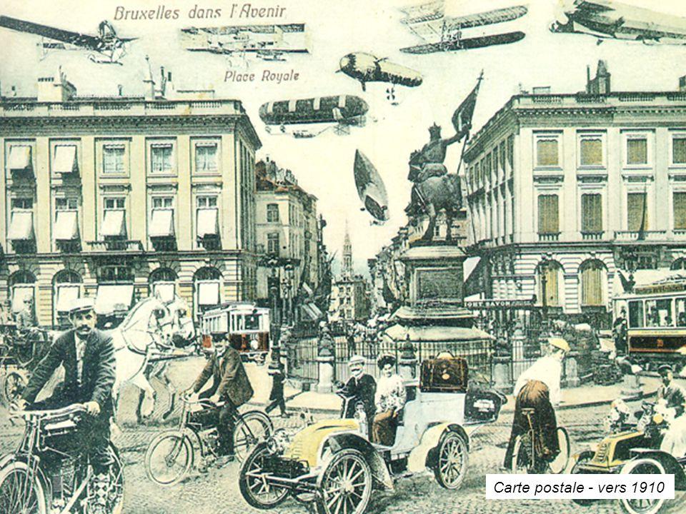Carte postale - vers 1910